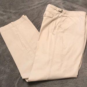 Talbots khakis